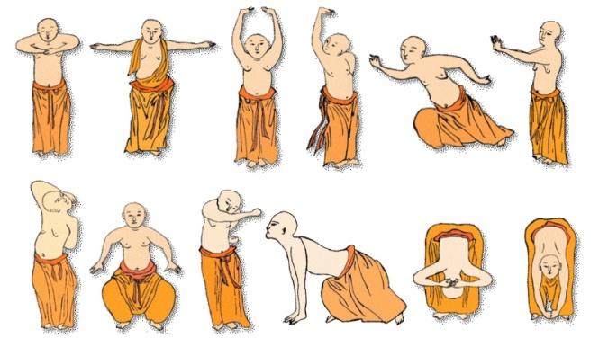 Budas Chi-Kung